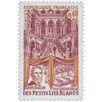 1968 CINQUANTENAIRE DES PETITS LITS BLANCS LÉON BAILBY