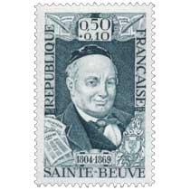 1969 SAINTE-BEUVE 1804-1869