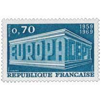EUROPA CEPT 1959-1969