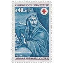 1969 NICOLAS MIGNARD : L'HIVER