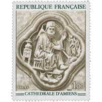 1969 CATHÉDRALE D'AMIENS