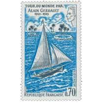 1970 TOUR DU MONDE PAR ALAIN GERBAULT 1923-1929