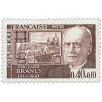 1970 ÉDOUARD BRANLY 1844-1940
