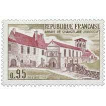 1970 ABBAYE DE CHANCELADE (DORDOGNE)