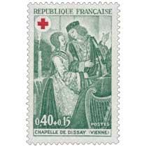 1970 CHAPELLE DE DISSAY (VIENNE)