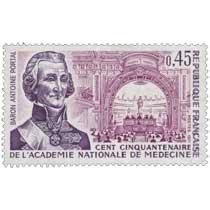 1971 CENT CINQUANTENAIRE DE L'ACADÉMIE NATIONALE DE MÉDECINE BARON ANTOINE PORTAL