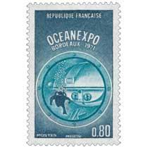 OCEANEXPO BORDEAUX 1971