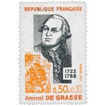 1972 Amiral DE GRASSE 1722-1788