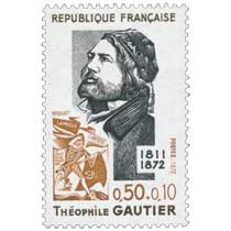1972 THÉOPHILE GAUTIER 1811-1872