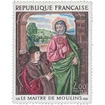 1972 LE MAITRE DE MOULINS