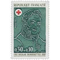 1972 NICOLAS DESGENETTES 1762-1837
