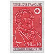 AU PROFIT DE LA CROIX-ROUGE FRANÇAISE. FRANÇOIS BROUSSAIS 1772 1838