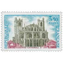 1972 NARBONNE - CATHÉDRALE St-JUST