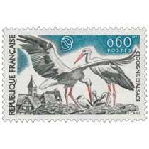 1973 CIGOGNE D'ALSACE