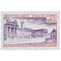 1973 PALAIS DES DUCS DE BOURGOGNE À DIJON