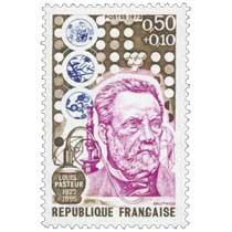 1973 LOUIS PASTEUR 1822-1895
