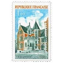1973 LE CLOS-LUCÉ A AMBOISE