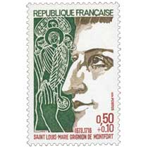 1974 SAINT LOUIS-MARIE GRIGNION DE MONTFORT 1673-1716