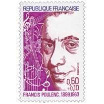 1974 FRANCIS POULENC 1899-1963