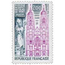1974 BASILIQUE DE SAINT-NICOLAS-DE-PORT MEURTHE-ET-MOSELLE