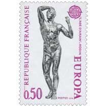 1974 EUROPA CEPT L'AGE D'AIRAIN - RODIN