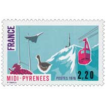 1976 MIDI-PYRÉNÉES