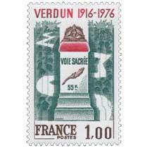 VERDUN 1916-1976 VOIE SACRÉE 55K