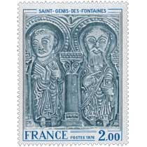 1976 SAINT-GÉNIS-DES-FONTAINES