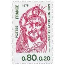 1976 MOUNET-SULLY 1841-1916