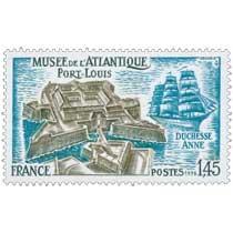 1976 MUSÉE DE L'ATLANTIQUE PORT-LOUIS DUCHESSE ANNE