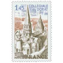 1977 COLLÉGIALE DU DORAT