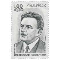 1977 ÉDOUARD HERRIOT 1872-1957