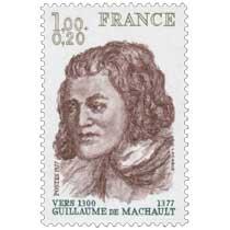 1977 GUILLAUME DE MACHAULT VERS 1300-1377