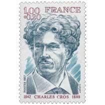 1977 CHARLES CROS 1842-1888