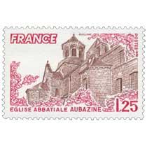 1978 ÉGLISE ABBATIALE AUBAZINE