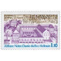 1978 Abbaye Notre-Dame du Bec-Hellouin