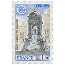 1978 EUROPA CEPT PARIS - FONTAINE DES INNOCENTS