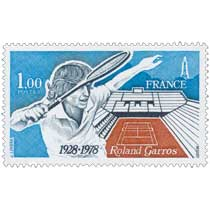 Roland-Garros 1928-1978