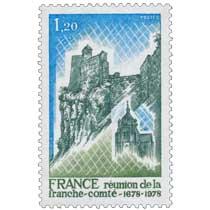 réunion de la Franche-Comté 1678-1978