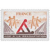 1978 AIDE À LA RÉADAPTATION