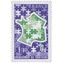 1978 AMÉNAGEMENT DU TERRITOIRE