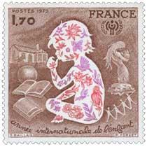 1979 année internationale de l'enfant