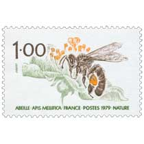 1979 ABEILLE - APIS MELLIFICA - NATURE