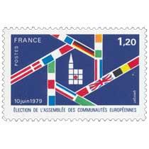 10 juin 1979 ÉLECTION DE L'ASSEMBLÉE DES COMMUNAUTÉS EUROPÉENNES