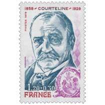 1979 COURTELINE 1858-1929 COMÉDIE FRANCAISE - BOUBOUROCHE