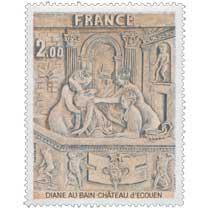1979 DIANE AU BAIN - CHÂTEAU d'ECOUEN