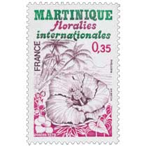 1979 MARTINIQUE floralies internationales