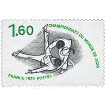 1979 CHAMPIONNATS DU MONDE DE JUDO