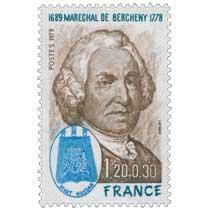 1979 MARÉCHAL DE BERCHENY 1689-1778 VIVAT HUSSAR