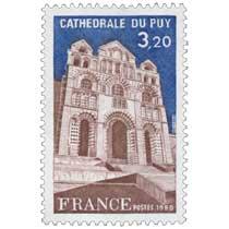 1980 CATHÉDRALE DU PUY